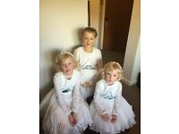 Monsoon flowergirl dresses X 3