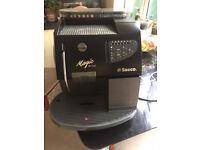 Saeco Magic de luxe coffe machine