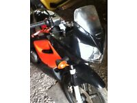 2003 HONDA CBR 125 GREAT RUNNER PROJECT BARGAIN
