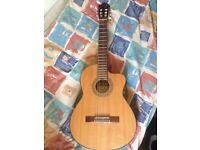 IBANEZ CLASSICAL GUITAR w/Preamp (Electro-Acoustic)