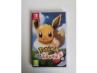Pokemon: Let's Go Eevee! Nintendo Switch