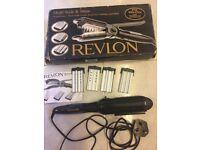 Revlon set