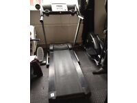 roger black motorised treadmill with incline full working order