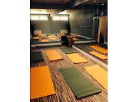 Yoga classes for all, Lite Up Yoga Studio