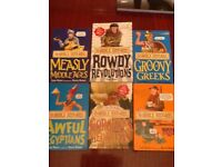 Horrible Histories Books x 6