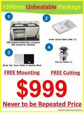 Bathroom Laundry Kitchen OVERSTOCKED SALE Osborne Park Stirling Area Preview