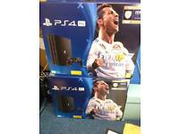 Ps4 Pro. 1tb FIFA 18 ICONS RARE PLAYER PACK