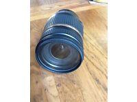 Tamron canon fit lens