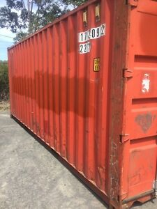 Shipping Containers 20' b/grade delivered Nowra Nowra-Bomaderry Preview