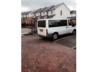Transit tourneo minibus 2ltr diesel 53 reg