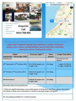 DROMANA HOLIDAY RENTAL - PLEASE SEE ATTACHED FOR DETAILS Dromana Mornington Peninsula Preview