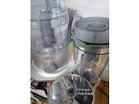 Kenwood processor with blender attachment