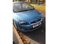 Stunning Ford Focus Cabriolet Convertible cheap
