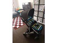 Mamas and papas luna pushchair + accessories