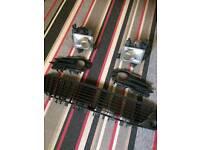 Vectra c Sri bumper trims and spot lights