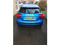 PRIVATE PLATE NOT INCLUDED Auto Wipers Lights Sat Nav Sensors AMG Body Kit £30 Tax 2 Sets of Keys