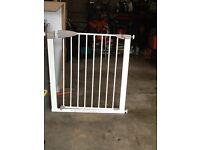 Linda's baby gate