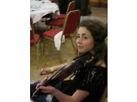 Violin or Fiddle Teacher Available