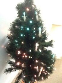FREE Fibre optic Xmas tree