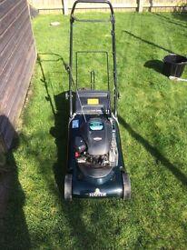 Lawn mower petrol