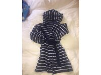 M&S dressing gown 4-5y