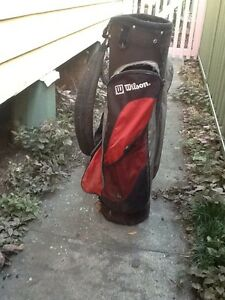 Wilson golf bag Islington Newcastle Area Preview