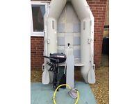 Boat/rib/inflatable/ tender 2.6 m