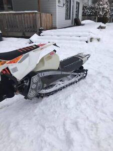 Yeti snow bike kit