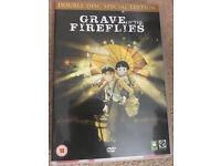 Grave of Fireflies DVD - Studio Ghibli (2 disc)