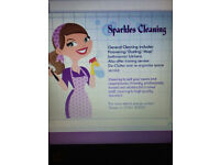 sparkles cleaning service