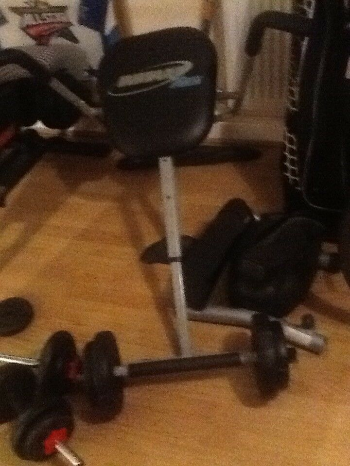Ab machine with weights