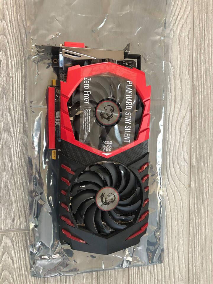 MSI RX 580 8gb Gaming X GDDR5 graphics card | in March