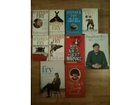9 Excellent Stephen Fry Books - Fiction & Biographies