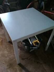 Small desk table