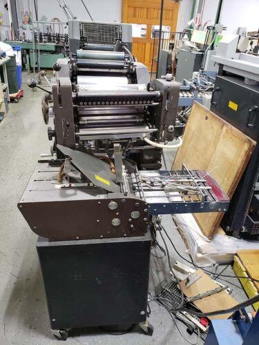 AB dick 9800 Printing Press