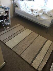 Stripy rug