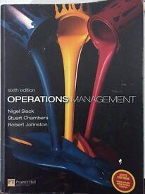 Operations Management (6th Edition) - Nigel Slack, Stuart Chambers & Robesrt Johnston