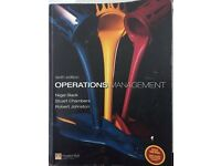 Operations Management (6th Edition) - Nigel Slack, Stuart Chambers & Robesrt Johnston