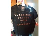 Superdry Small (10) Lace T-shirt