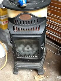 Provence traditional gas cast stove