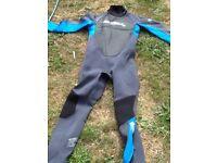 Wetsuit, long sleeve/long legged slim fit