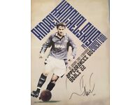 An afternoon with Andrei Kanchelskis