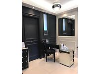 Beauty Room/Nail Desk to rent in busy Beverley Salon
