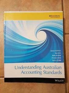 ACCT3102 Understanding Australian Accounting Standards 2013 Forestdale Logan Area Preview