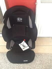 Kinderkraft Spark childs car seat