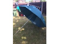 very large fishing umbrella