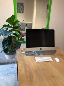 Apple iMac | 21.5-inch | 2.5GHz | Intel Core i5 | 500GB HD | 4GB Ram