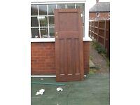 1930's Doors - 6 in total