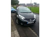 Almost new Nissan Note 1.5 dCi Acenta (Style Pack) 5dr for sale