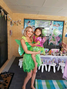 Kids tinkerbell/fairy costume Forrestdale Armadale Area Preview